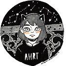Constellation Girl by artbyeri