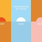 The importance of colour - Sunset by Stephen Wildish