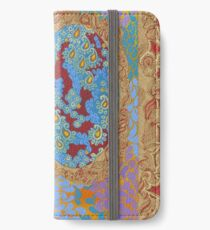 Jewel Tones - The Qalam Series iPhone Wallet/Case/Skin