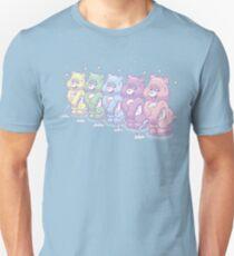 Care Bears - Rain Makers <3 Unisex T-Shirt