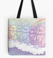 Care Bears - Rain Makers <3 Tote Bag