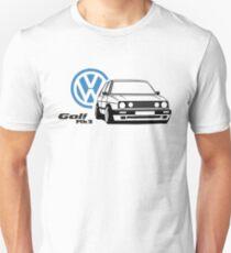VW MK2 logo T-Shirt
