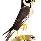 Laggar Falcon caricature by rohanchak