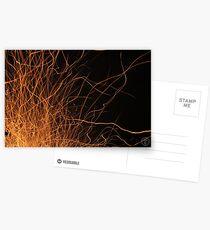 Sparks Fly Postcards