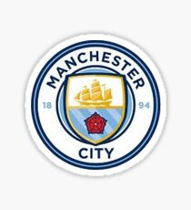 Man City  Sticker
