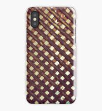 Grate iPhone Case/Skin