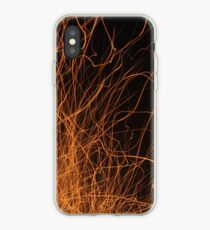 Sparks Fly iPhone Case