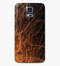 Sparks Fly Case/Skin for Samsung Galaxy