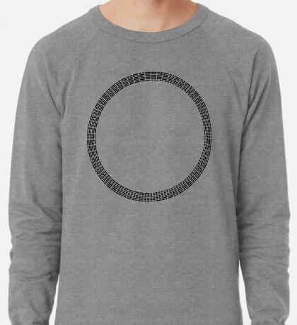 I Ching Hexagrams Circle Lightweight Sweatshirt