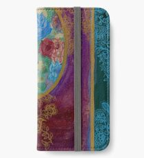 Roses - The Qalam Series iPhone Wallet/Case/Skin