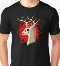 Bandhirsch (dunkle Version) Unisex T-Shirt