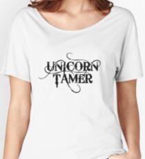 Unicorn Tamer Women's Relaxed Fit T-Shirt