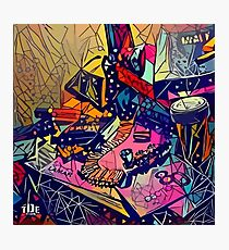 Abstract Section 80 Photographic Print