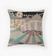 Bright Lights Throw Pillow