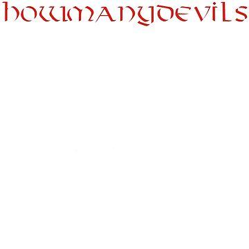 HMD JP logo by HowManyDevils