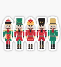 The Nutcrackers Sticker