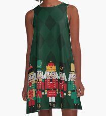 The Nutcrackers A-Line Dress