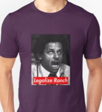 Eric Andre - Legalize Ranch - Red T-Shirt