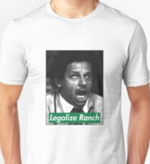 Eric Andre - Legalize Ranch - Green Unisex T-Shirt