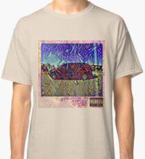 Abstract Good Kid Maad City Classic T-Shirt