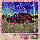 Abstract Good Kid Maad City by stilldan97