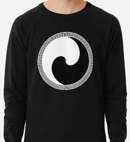 I Ching 004 - Work in Progress  Lightweight Sweatshirt