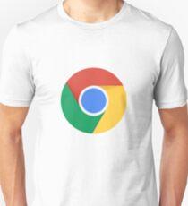 Google Chrome new icon Unisex T-Shirt