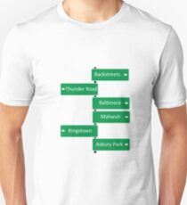 Road To Where? Unisex T-Shirt