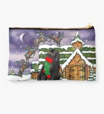Stocking Newfie Studio Pouch