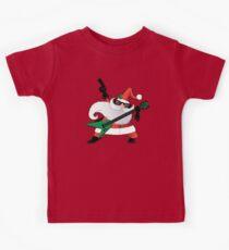 Rock Star Santa Claus Kids Clothes
