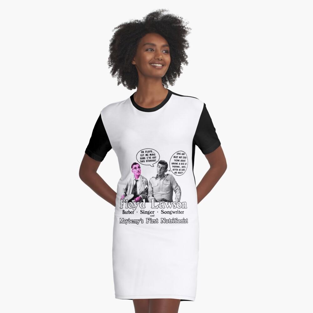 ba5b47f92144b Floyd The Barber Pink Floyd Mens T Shirt - DREAMWORKS