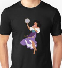 Minimalistic Esmeralda T-Shirt