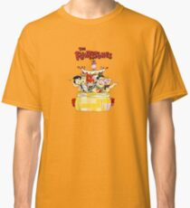 The Flintstones  Classic T-Shirt