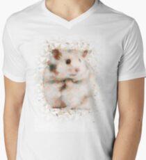 Hamster Men's V-Neck T-Shirt