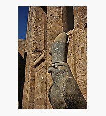 Horus Photographic Print