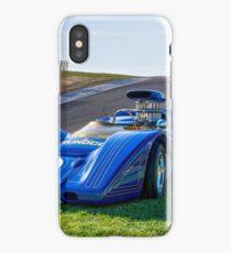 1967 McLaren M6A Can Am Race Car iPhone Case/Skin