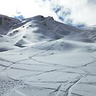 Backcountry tracks by geophotographic
