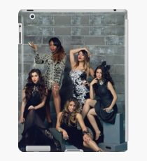 Elegant Fifth Harmony Product iPad Case/Skin