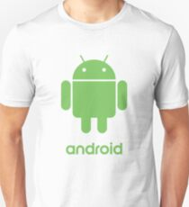 Android Robot Logo T-Shirt