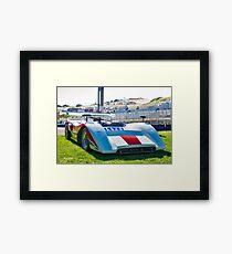 1970 McLaren M8C Can Am Race Car Framed Print