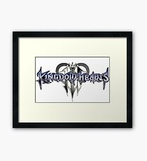 Kingdom Hearts 3 Framed Print