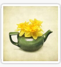 Dreaming About Daffodils  Sticker