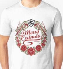 Merry Critmas - Colour Version T-Shirt