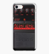 Death Metal!! iPhone Case/Skin