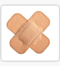 Band-Aid Sticker