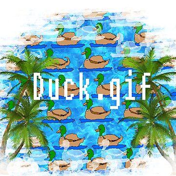 Duck.gif  by AlexzMercury