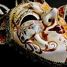 Mask Of Venice by Steve Purnell