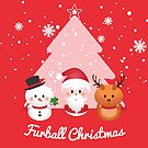 Furball - Santa Claus Collection by LorielDesign