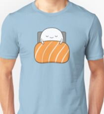 sleepy sushi bed T-Shirt