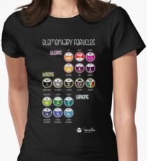 Elementary Particles Women's Fitted T-Shirt